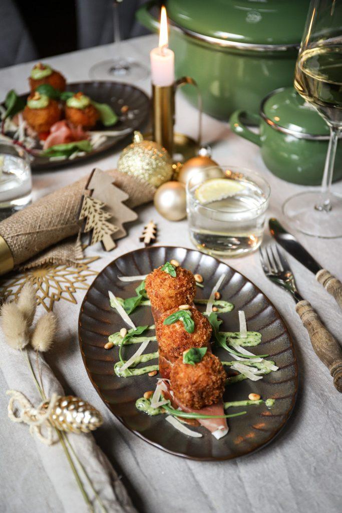 Tips voor het feestelijk serveren van arancini