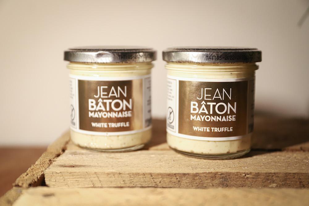 Witte truffel mayo
