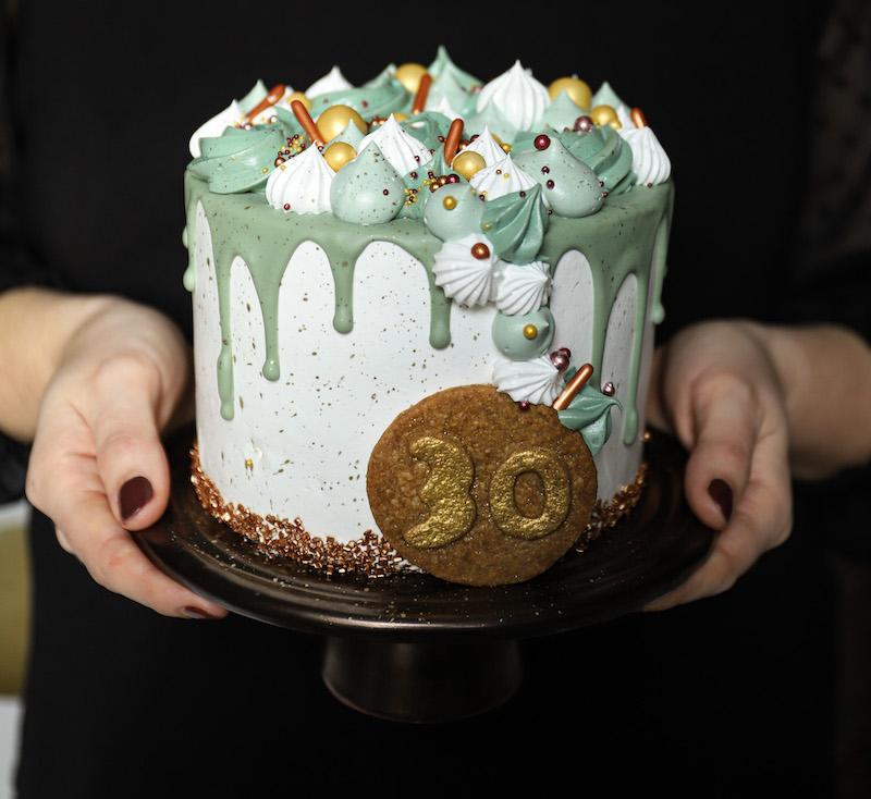 30 taart