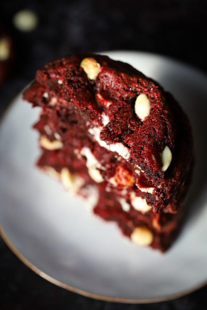 Smeuïge red velvet cookies