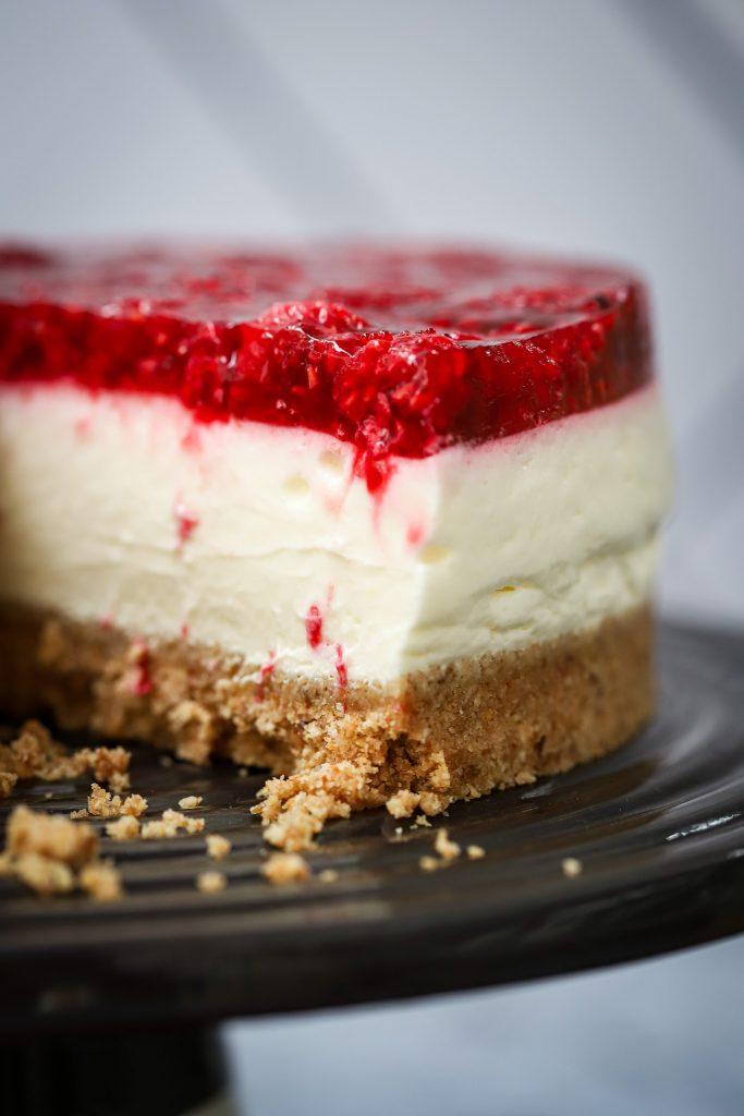 close up hele taart