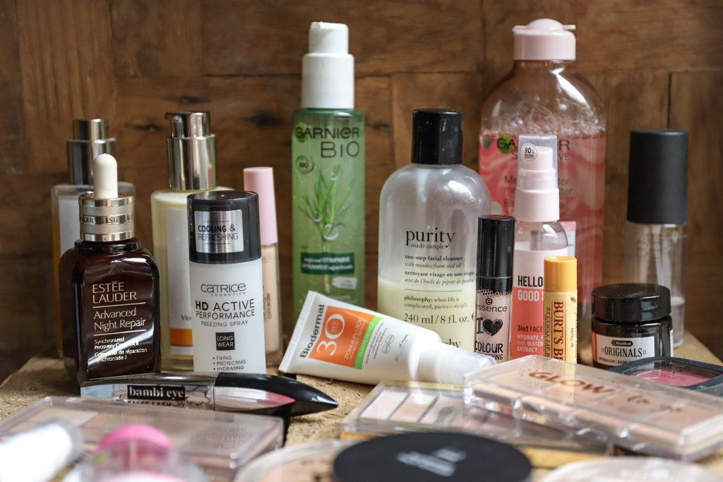 Mijn favoriete gezichtsproducten | Verzorging & Make-Up