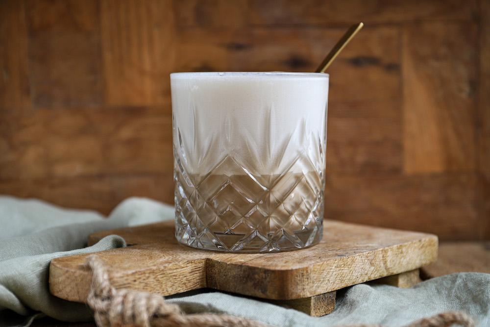 Eef test #3 - Erwten drink