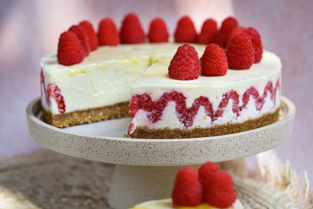 taart op standaard